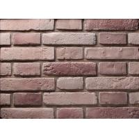 Quality Old Style And Antique Texture Thin Veneer Brick For Wall Decoration , Mixed Sizes Clay wholesale
