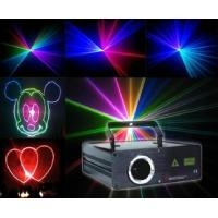Quality 500MW Full Color Animation Laser Stage Lighting / Night Club Stage Laser Light wholesale