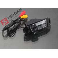 Quality Durable Car Reverse Camera Rear Vision Camera For HYUNDAI I30 / Solaris Hatchback / KIA K2 Rio wholesale