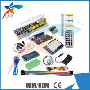 China Digital tube Starter Kit For Arduino Mini Breadboard shield with mini board on sale