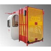 Quality Passenger building industrial rack and pinion material lifts man hoist elevators wholesale