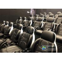 Quality Electronic System Decoration 5d Cinema Equipment CPU Control / 5d Movie Theater wholesale