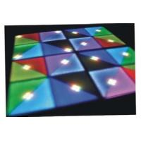 Quality 31 CH IP 33 led  dance floor with dmx512 intelligent lighting controller wholesale