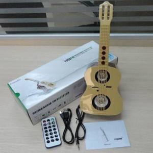 Quality portable digital audio 3W Electronics Guitar mini Speaker power amplifer with FM and SD MMC slot wholesale