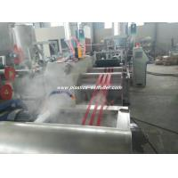 Quality Plastic PET Filament Making Machine For Rope New Market PLC Frequency Converter wholesale