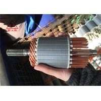 Quality Rotor Electric Motor Commutator Armature 500W / 1.6KW / 2.0KW 3000RPM Hydraulic Parts wholesale