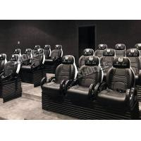 Quality Luxury Mition 5D Flight Simulator Cinema In Saudi Arabia / 5D Cinema Seats wholesale