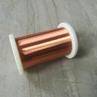 China Voice Coil Self Bonding Wire High End Enameled Copper Clad Aluminum on sale