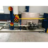 Quality Iron Servo Direct Connection Straight Line Wire Drawing Machine For Nails , Low Noise wholesale