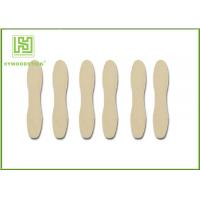 Quality Short Natural Wood Sticks Non - Flavor With CIQ Certificated Smooth Surface wholesale
