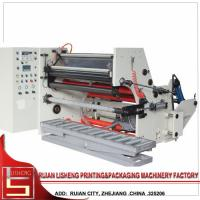China Automatic Paper High Speed Slitting Machine For Cash Register Rolls Material on sale
