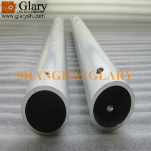 45mm round aluminum extrusion tube