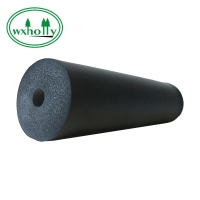China B1 Closed Cell Foam Air Conditioner Nitrile Rubber Foam Insulation Tube on sale