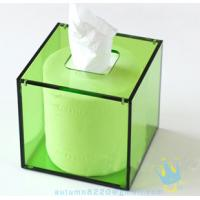Cheap green napkin holder for sale