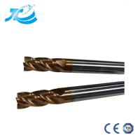 China CNC Milling Tools Solid Carbide Endmills Tungsten Carbide End Milling Cutter on sale