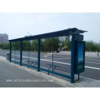 Quality 8mm tempered / toughened glass for bus station with ISO9001, CE, Australia  AS/NZS 2208 Certificate wholesale