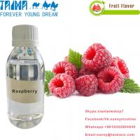 Quality EU fruits flavor PG/VG mixed high concentrated Raspberry liquid flavoring for vape wholesale