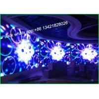 Quality Shining P6 Full Color Stage LED Screen Rental LED Video Wall for Indoor Display wholesale