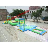 China Rental Pool Inflatable Water Parks, Outdoor Kids Inflatable Games With CE on sale