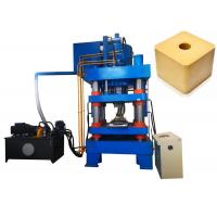 China Bidirectional Compress Automatic Salt Block Press Machine With Oil Fluid Cooling Device on sale