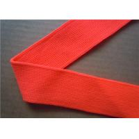 Quality Embroidered Silk Satin Ribbon Patterned High Tenacity For Clothes wholesale