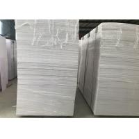 Quality High Strength White Pvc Display Board , Flame Resistant Foam BoardSmooth Surface wholesale