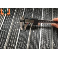 Construction Expanded Metal Mesh Panels Smooth Surface Weight 1.7-4.1kg for sale