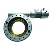 Quality china slew drive for solar power in spain supplier , Worm Gear Slew Drive With Low Output Speeds wholesale