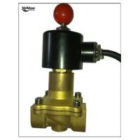 Quality Emergency Shut Off Brass Solenoid Valve wholesale