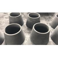 Quality Reaction bonded silicon carbide SiSiC cyclone parts / cyclone liner with high hardness wholesale