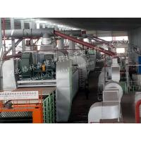 China Full Automatic Mineral Fiber Board Production Line CE / ISO Certification on sale