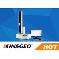 Quality High Precision Peel Adhesion Test Equipment With Metal / Rubber Material wholesale
