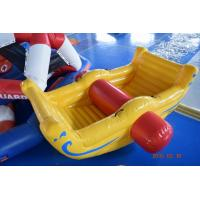 Quality Commercial Grade Inflatable Water Totter For Swimming Pool / Lake wholesale