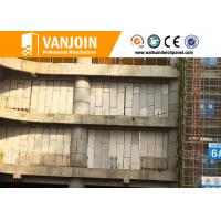 Fireproof polystyrene building panels House Exterior eps concrete panel Lightweight