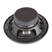 Cheap 88dB 4Ohm 6.5inch Car Loudspeakers 2 Way Component Speakers Black for sale