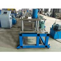 Buy cheap 2mm Thick Scaffold Plank Roll Forming Machine, Scaffold Deck Rollforming Line from wholesalers