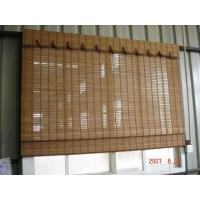 Buy cheap Bamboo Roman Blind(Curtain) from wholesalers