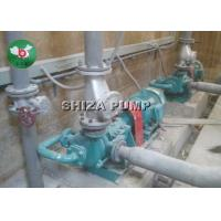 Quality Flow Rate High Head Centrifugal Slurry Pump 70m3 / H With Customized Impeller Durable wholesale
