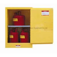 Quality Flammable Materials Lab Storage Cabinets Adjustable Level Foot Built - In Vents wholesale