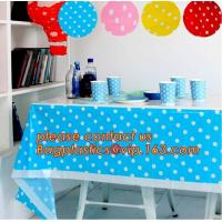 China Advertising Table Cloth Fabric Sublimation Banner Clear PVC Cover,Smooth 3d printing pen clear pvc table cover for exhib on sale