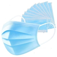 Quality Anti Virus ASTM Disposable 3 Layer Individual Mask wholesale