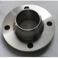 Quality Custom Valve Spare Parts , Valves Weld Neck Flange BW RF RTJ Ends wholesale