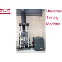 Quality Low Frequency Servo Hydraulic Universal Testing Machine ISO15630.2 Standard wholesale