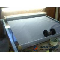 """Quality Twill Weave Wire Cloth, 270Mesh With 0.0016"""" Wire, 300Series Stainless Steel wholesale"""