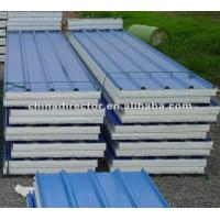 Quality Metal EPS Sandwich Roof Panel and Wall Panel Polystyrene sandwich panel wholesale
