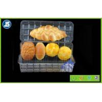 Two Tone Cupcake And Cake Insert Plastic Blister Packaging With Transparent