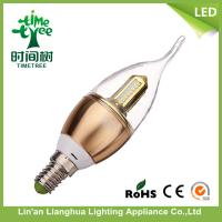 Cheap Energy Saving Tail E14 E12 Led Candle Light Bulbs For Residential Buildings Of