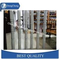 Quality Structural Aluminum Alloy Pipe Tubing 1-200mm Thickness Metal Fence Use wholesale