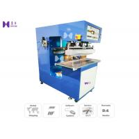 Quality PVC Coated Fabric Welding Machine / High Frequency Welding Equipment Weld Area 50×50×900 MM wholesale