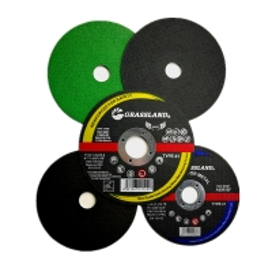 Quality Masonry / Stone Metal 115 X 2.5 X 22.2 Mm 4.5 Inch Cut Off Wheel wholesale